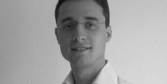 Étienne de Rivoyre, consultant en orientation